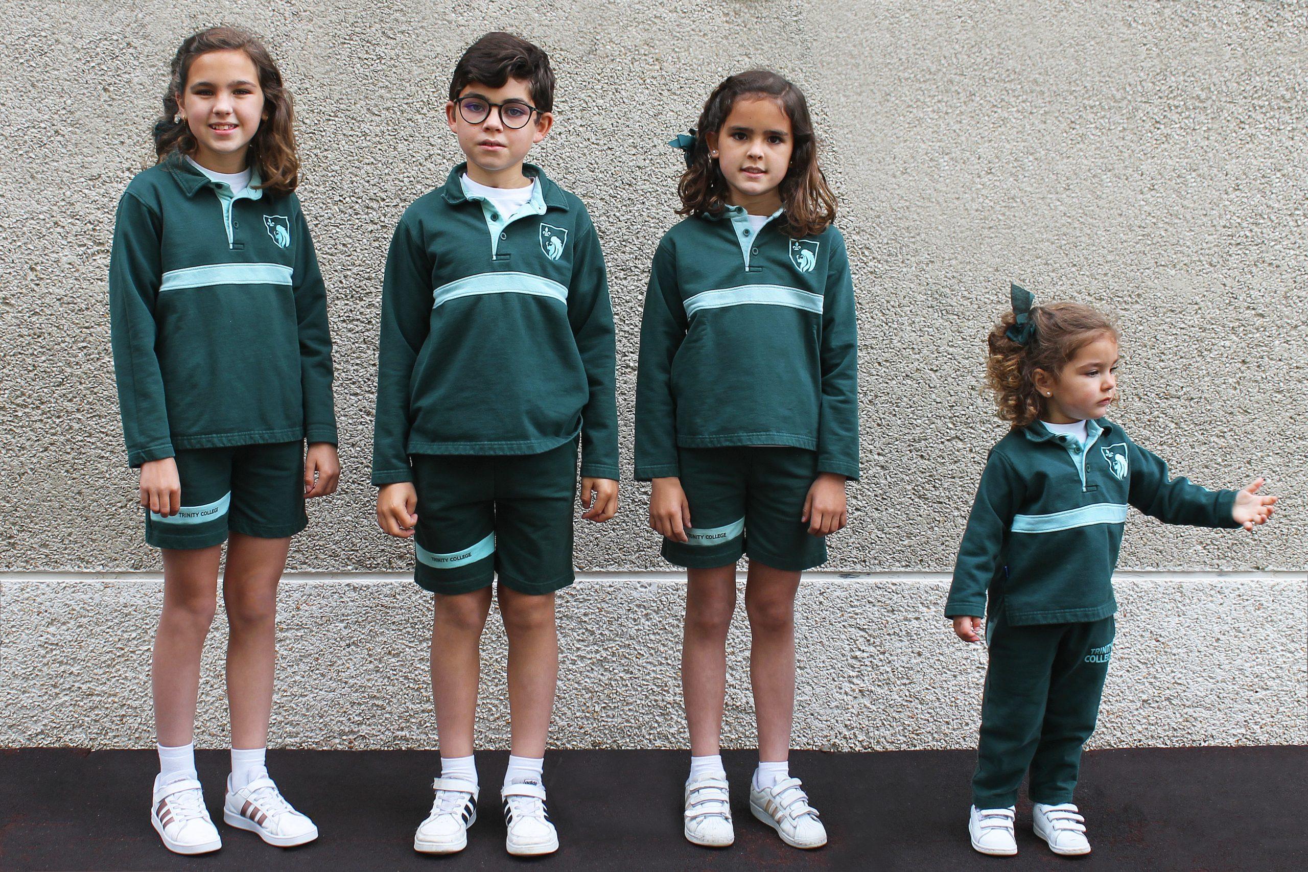 uniforme chandal